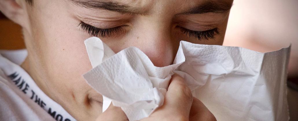 skillnad mellan förkylning och influensa