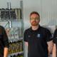 Några dagar innan öppning visade Andreas Persson, Jesper Andersson och Tony Jonsson butiken för Söderåsjournalen.