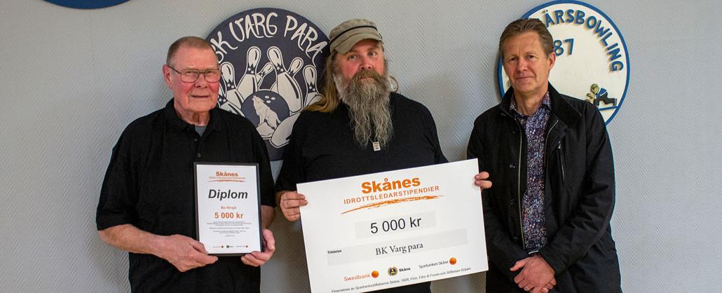BK Varg Para Åstorp – Bo Nirsjö